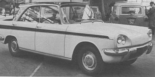 Concepts and prototypes : Triumph 2000/2500