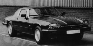 Concepts and prototypes : Daimler XJ-S