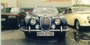 Blog : Jaguar S-type retrospective