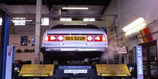 Our Cars : Rover SD1 lives to fight another year