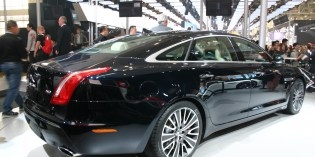 News : Jaguar XJ gets Ultimate treatment