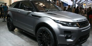 News : 'Posh' Evoque looks set to do the business
