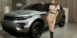 Video : Victoria Beckham on her Evoque