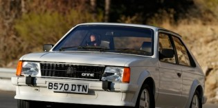 Driven : Vauxhall Astra GTE (1984)