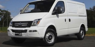 News : LDV 'Maxus' goes on sale in Oz