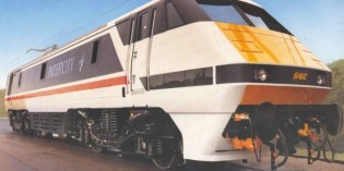 Rail projects : Class 91 – a potential never fulfilled