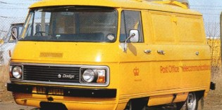 Unsung Heroes : Commer/Dodge Spacevan