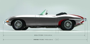 News : CMC stretches the E-type