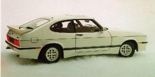 Tickford's Ford : The Capri 2.8i Turbo