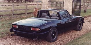 Tickford's Triumph : 1982 Stag upgrade