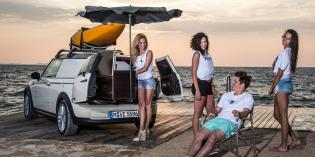 News : MINI adopts the outdoor life