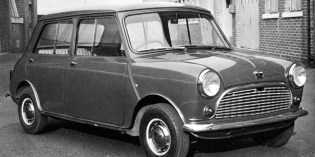 Concepts and prototypes : Mini four-door