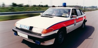 News : Ex-Police SD1 makes almost £10k at auction…