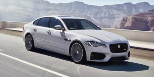News : Jaguar unveils new 70mpg XF