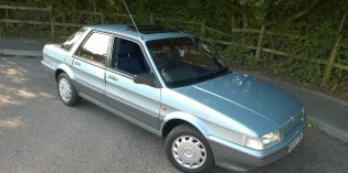 Our Cars : Mike's Montego – now we're motoring… eventually!
