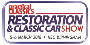 Events : AROnline at the Practical Classics Restoration & Classic Car Show