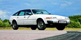 Blog : Raise a glass to… 40 years of the Rover SD1 – Part One