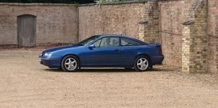 Our Cars : Keith's Calibra soldiers on