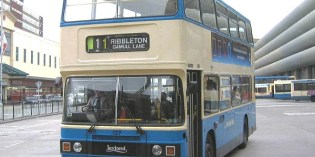 News : Leyland Olympian farewell in Preston