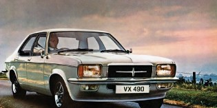 The cars : Sporting Vauxhalls – Part 1