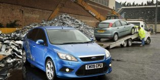 Blog : Diesel scrappage – here we go again…