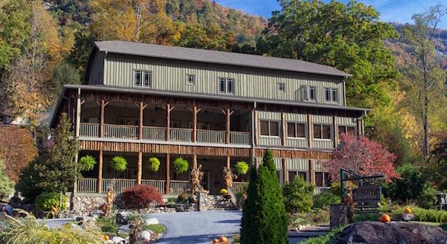 The Esmeralda Inn – Be Part of Her Historic 125th Birthday Celebration
