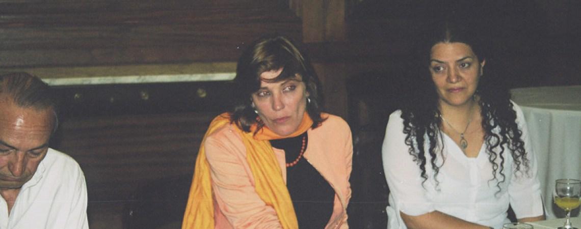 Maite, hermana de Juan Carlos.