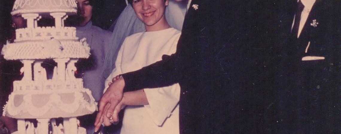Fiesta de casamiento de Carlos y Teresa, 16-8-69
