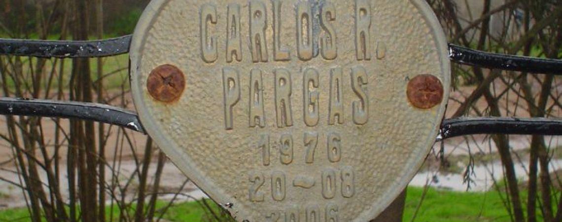 Homenaje a Carlos y demás victimas de la Masacre de Fátima