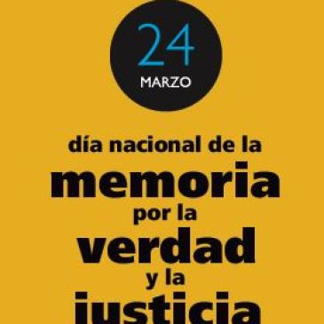 Dossier y Video Memoria Marzo 2014