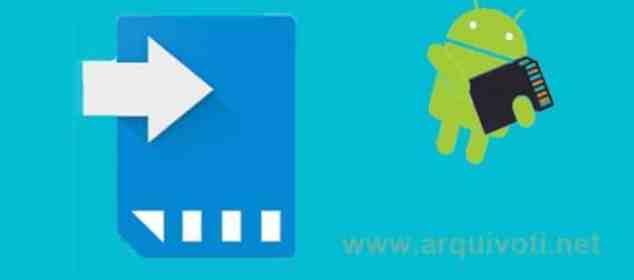 aumentar o armazenamento interno em dispositivos Android