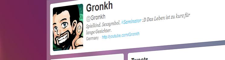 Gronkh und ich – Teil 2