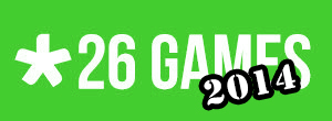 """26 Games – #13 – Der Buchstabe """"I"""""""