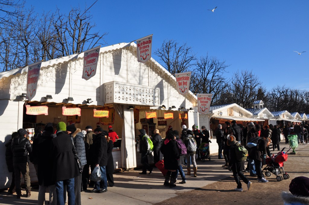 Christmas Market at Champs-Elysées - © Arrivals Travel - Photographer : Curt Woodhall