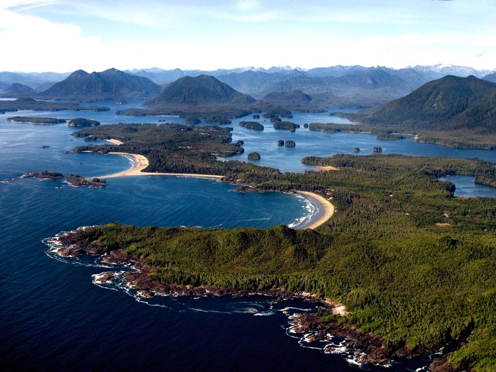 Tofino by Air
