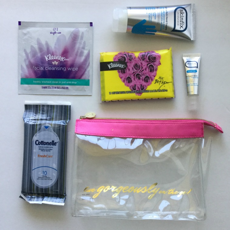 Pack for Vacation like a Pro With Cottonelle Clean Care Box!