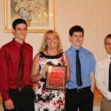 Coach of the Year Donna Lajoie - Boys Volleyball Coach
