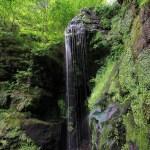 Der Amselfall im Elbsandsteingebirge