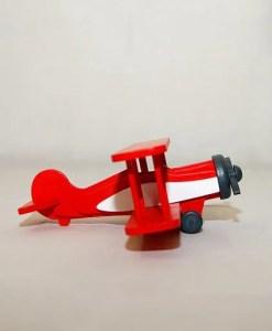 Aereo giocattolo in legno - shop Artamin