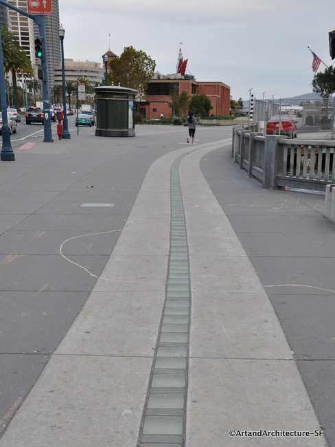 Embarcadero Art Ribbon