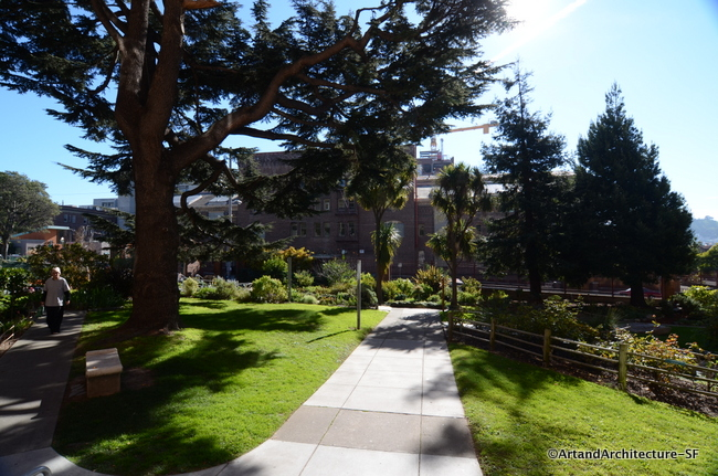 SFGH Healing Garden