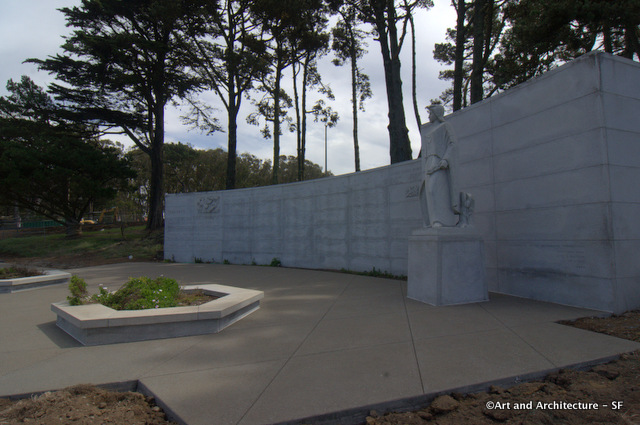 West Coast Memorial to the Missing