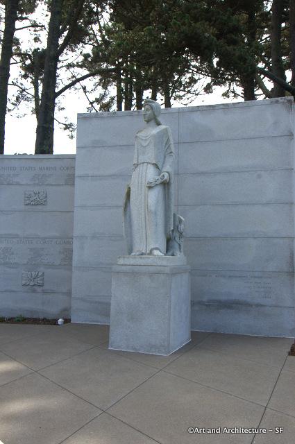 Jean de Marco sculpture