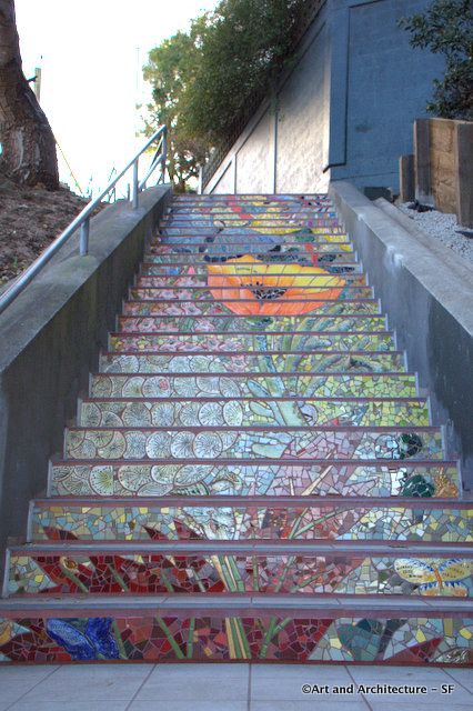 Hidden Stairways of San Francisco
