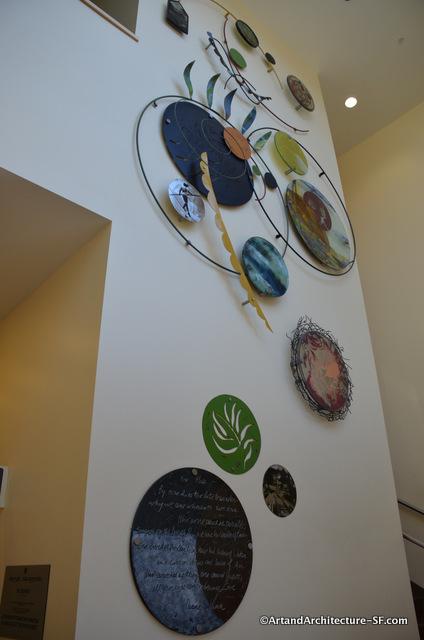 Art at Glen Park Library