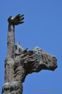 Monumento al Cimmarón