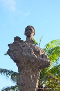 Jose Marti by Alberto Lescay
