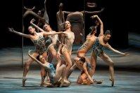 Metamorphosis Titian 2012 Royal Ballet dancers