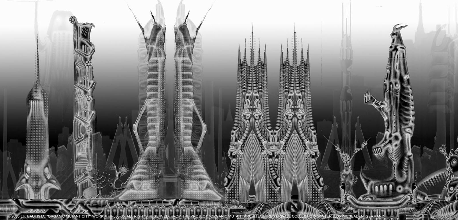 Organic Mutant Architecture