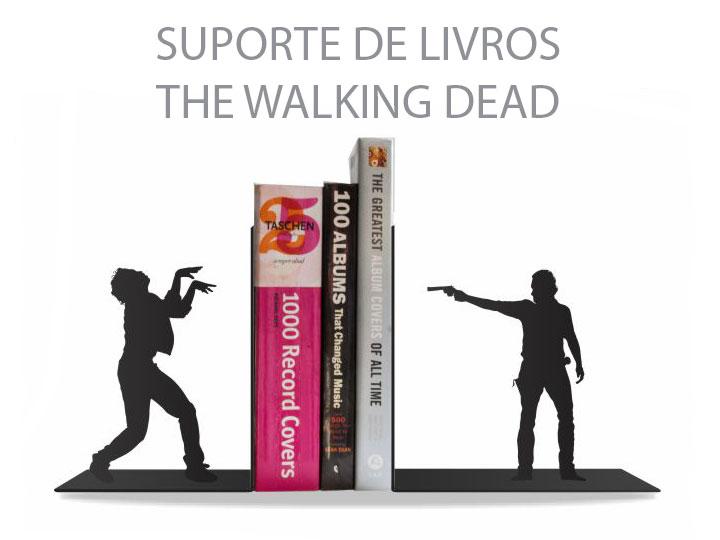 Suporte de Livros The Walking Dead